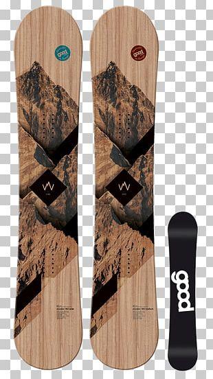 Snowboard Splitboard Backcountry Skiing PNG