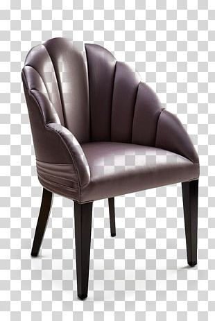 Wing Chair Couch Furniture Upholstery PNG