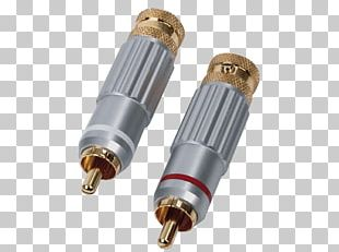 Coaxial Cable Electrical Connector RCA Connector Adapter Electrical Cable PNG