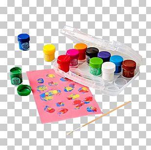 Poster Paint Light Plastic PNG