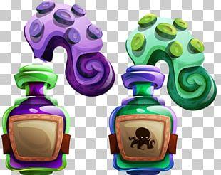 Bottle Purple PNG