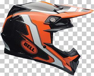 Motorcycle Helmet Bell Sports Motocross PNG