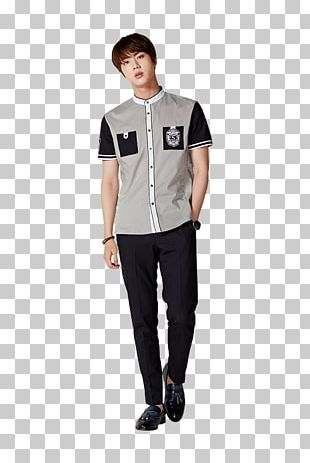 BTS Wings School Uniform PNG