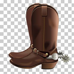 Riding Boot Cowboy Boot PNG