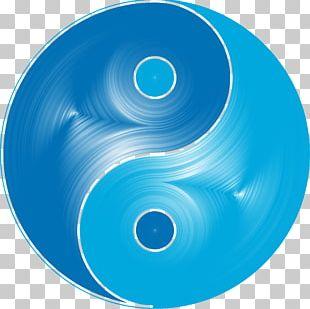 Water Yin And Yang PNG