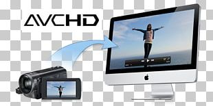 Blu-ray Disc AVCHD Camcorder Video Cameras PNG