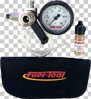 Gauge Fuel Pressure Measurement Tool PNG