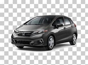 Honda Today 2018 Honda Fit EX-L Honda Civic Type R 2018 Honda Fit Sport PNG