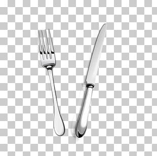Fork Knife Spoon Tableware PNG