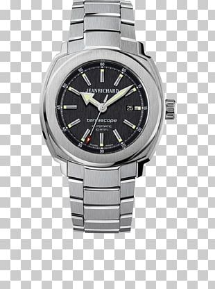 Automatic Watch JeanRichard Clock Mechanical Watch PNG