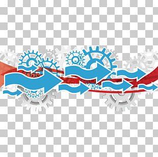 Gear Arrow Euclidean Computer File PNG