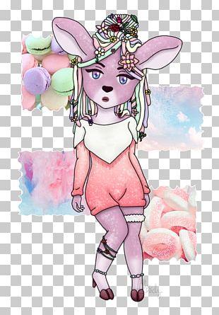 Rabbit Easter Bunny Illustration Horse Cartoon PNG