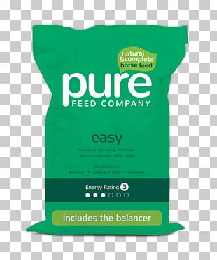 Complete Horse: Equine Nutrition The Pure Feed Company Animal Feed PNG