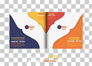 Flyer Brochure PNG