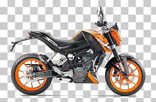 KTM 200 Duke Bajaj Auto Motorcycle Car PNG