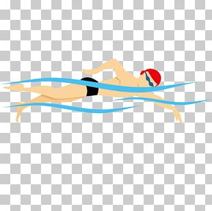 Swimming Euclidean Illustration PNG