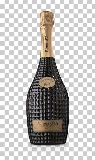 Champagne Nicolas Feuillatte Palmes D'Or PNG