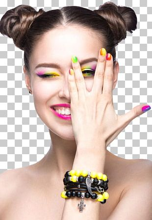 Nail Beauty Model Make-up Cosmetics PNG