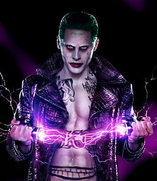 Jared Leto Harley Quinn Joker Batman Deadshot PNG