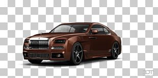 Mid-size Car Rolls-Royce Wraith Luxury Vehicle PNG