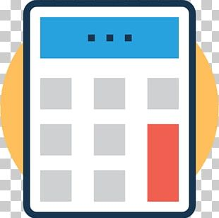 Office Supplies Computer Icons Iconfinder Calculation PNG