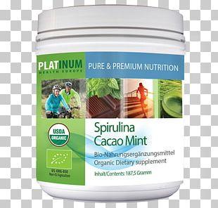 Dietary Supplement Superfood Spirulina Chlorella PNG