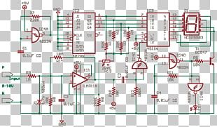 Electrical Network Electronic Circuit Electronics Integrated Circuits & Chips Voltmeter PNG