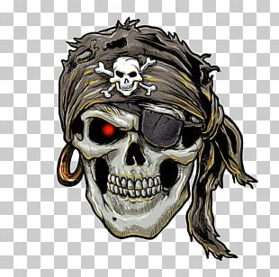 Piracy Human Skull Symbolism Jolly Roger PNG