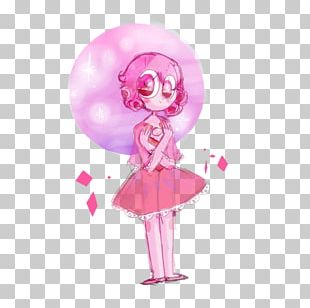Illustration Cartoon Pink M Character Fiction PNG