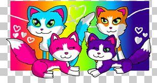 Kitten Whiskers Cat Neko Atsume Bakeneko PNG