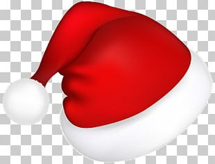 Santa Claus Christmas Candy PNG