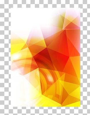 Orange Illustration PNG