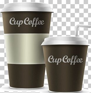 Coffee Espresso Tea Cafe Paper PNG