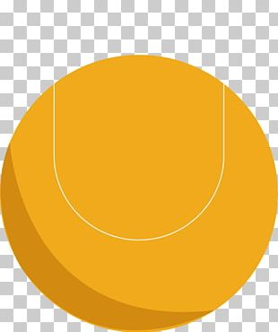 Circle Angle Yellow Material PNG