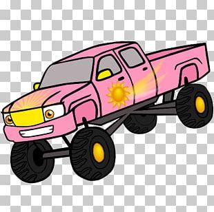 Car Character Fan Fiction Machine Monster Truck PNG