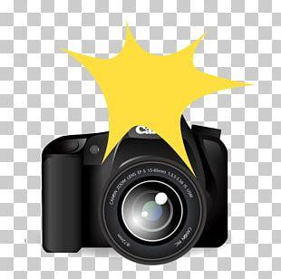 Digital Cameras Camera Lens Emoji Photography PNG