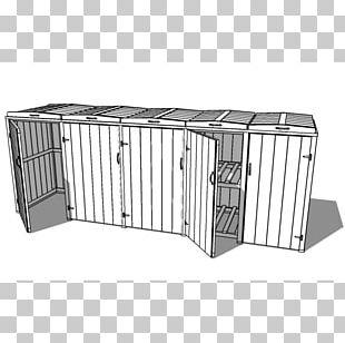 Rubbish Bins & Waste Paper Baskets Wheelie Bin Box Recycling Shed PNG