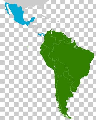 Latin America Central America Caribbean South America United States PNG
