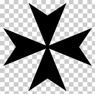 Order Of Saint John Order Of Saint Lazarus Maltese Cross Knights Hospitaller Sovereign Military Order Of Malta PNG