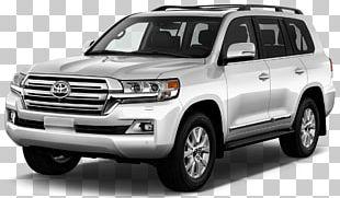 2018 Toyota Land Cruiser 2016 Toyota Land Cruiser Sport Utility Vehicle Lexus LX PNG
