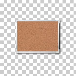 Wood Stain Material Rectangle PNG