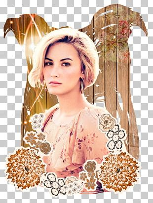 Demi Lovato Hair Coloring Human Hair Color Brown Hair PNG