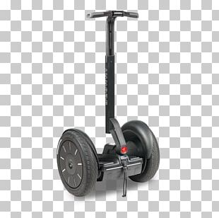 Segway PT Self-balancing Scooter Personal Transporter PNG