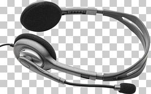Noise-canceling Microphone Headphones Stereophonic Sound Logitech PNG