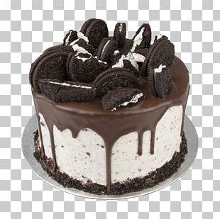 Cream Chocolate Cake Bakery Birthday Cake Cupcake PNG