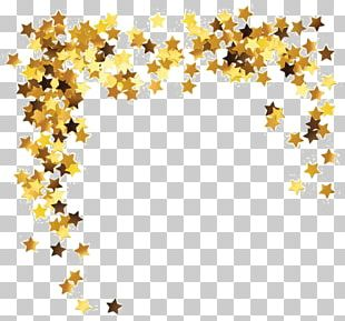 Star Gold Free Content PNG