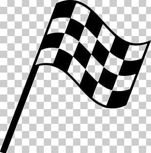 Flag Graphics Check Drapeau à Damier PNG