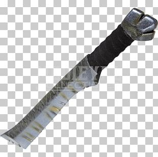 Knife Blade Weapon Sword Damascus Steel PNG