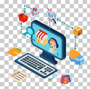 E-commerce Trade Business Advertising PNG