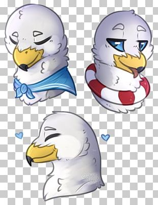 Penguin Goose Cygnini Duck PNG